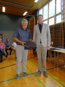 Bürgermeisterwahl im Gemeinderat